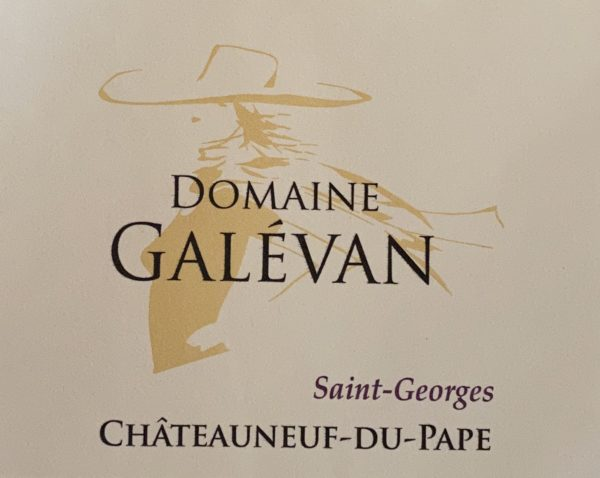 etiquette saint-george