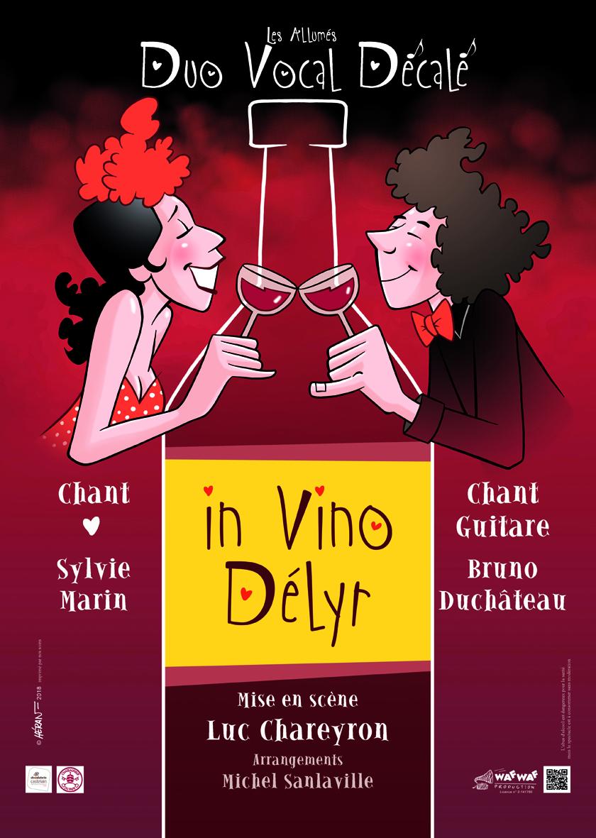 in vino delyr